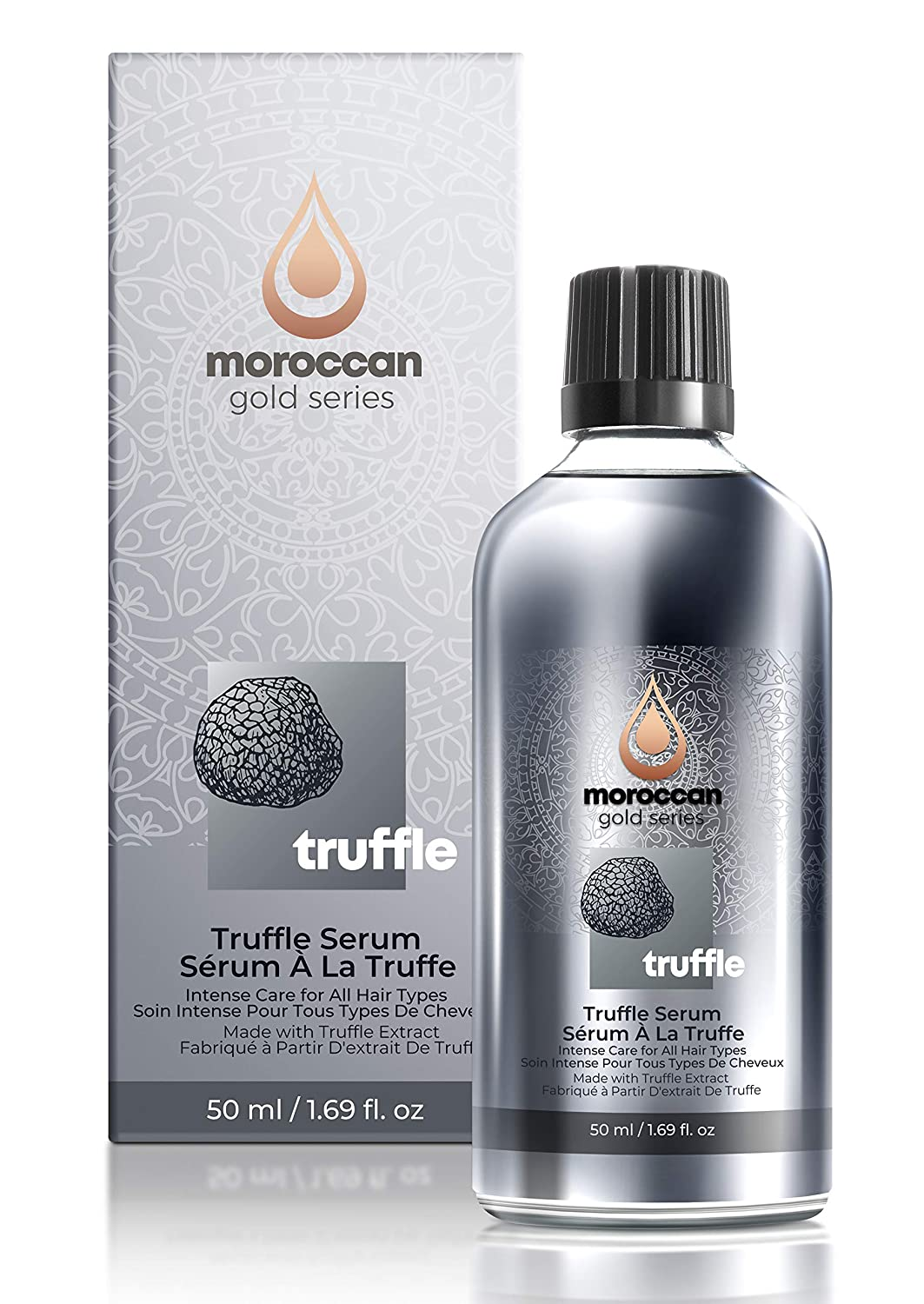 Moroccan Gold Series Black Truffle Serum