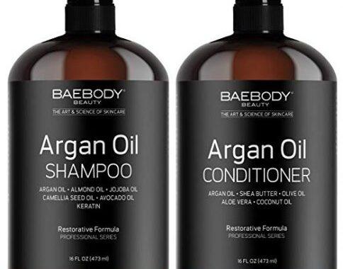 Baebody Argan Oil Conditioner
