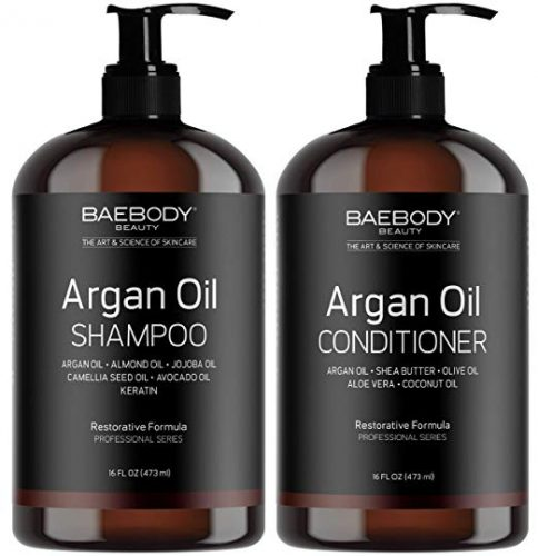 Baebody Argan Oil Conditioner