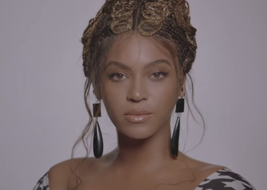 "Official video for ""Brown Skin Girl"" by Beyoncé, Blue Ivy, SAINt JHN & WizKiD"