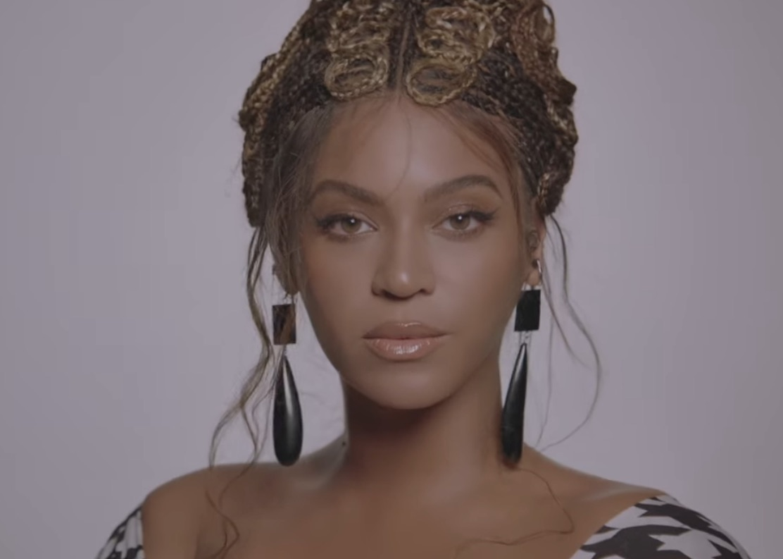 "Official video for ""Brown Skin Girl"" by Beyoncé, Blue Ivy, SAINt JHN & WizKiD"