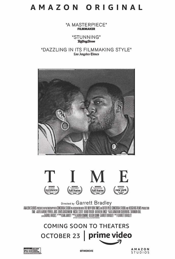 TIME Directed by Garrett Bradley