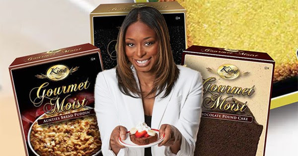 Black-Owned Kosher, Non-GMO Cake Mix Brand Created By LaTonya King