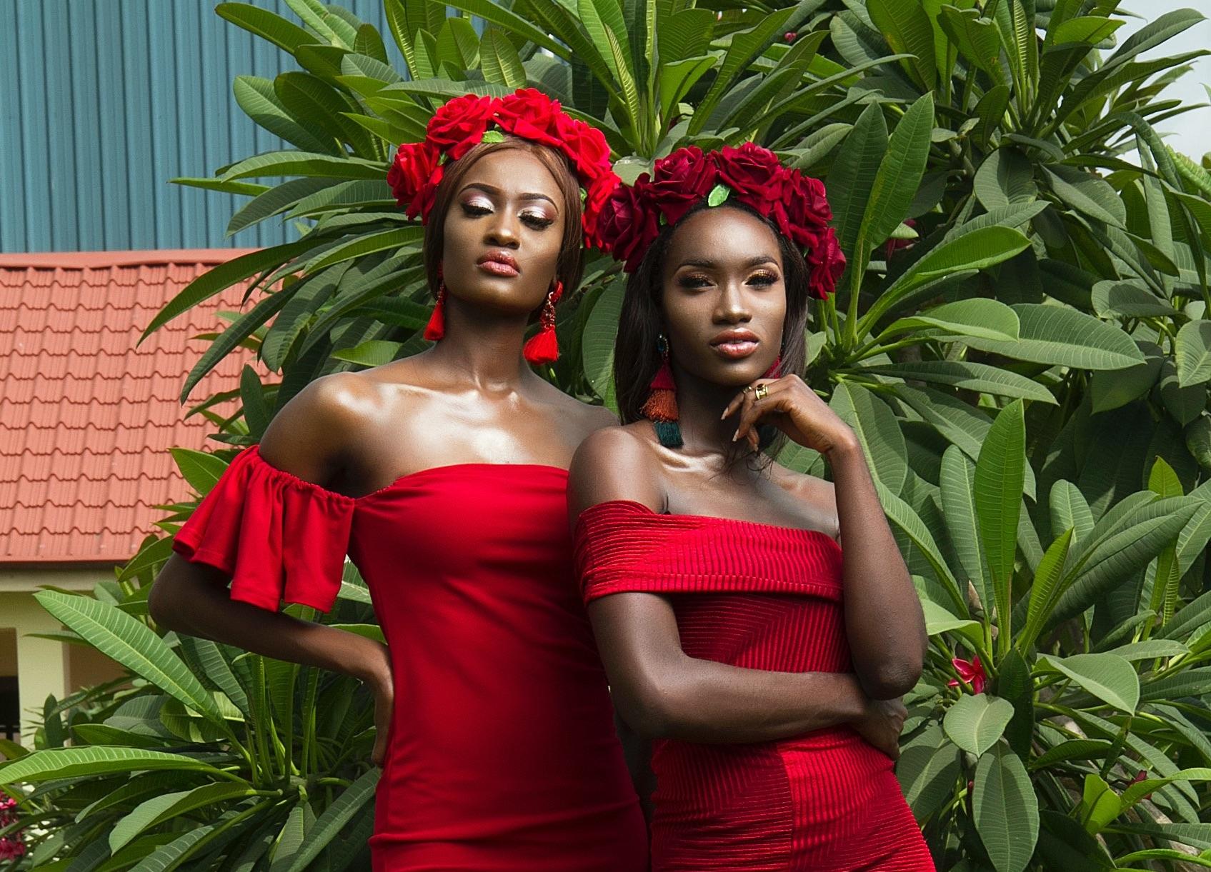 Queens, black women