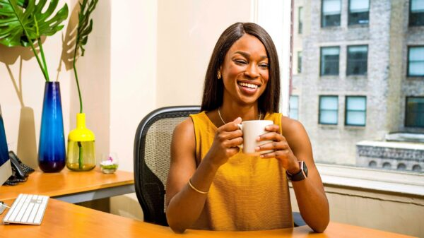 black women at work PPP Loans