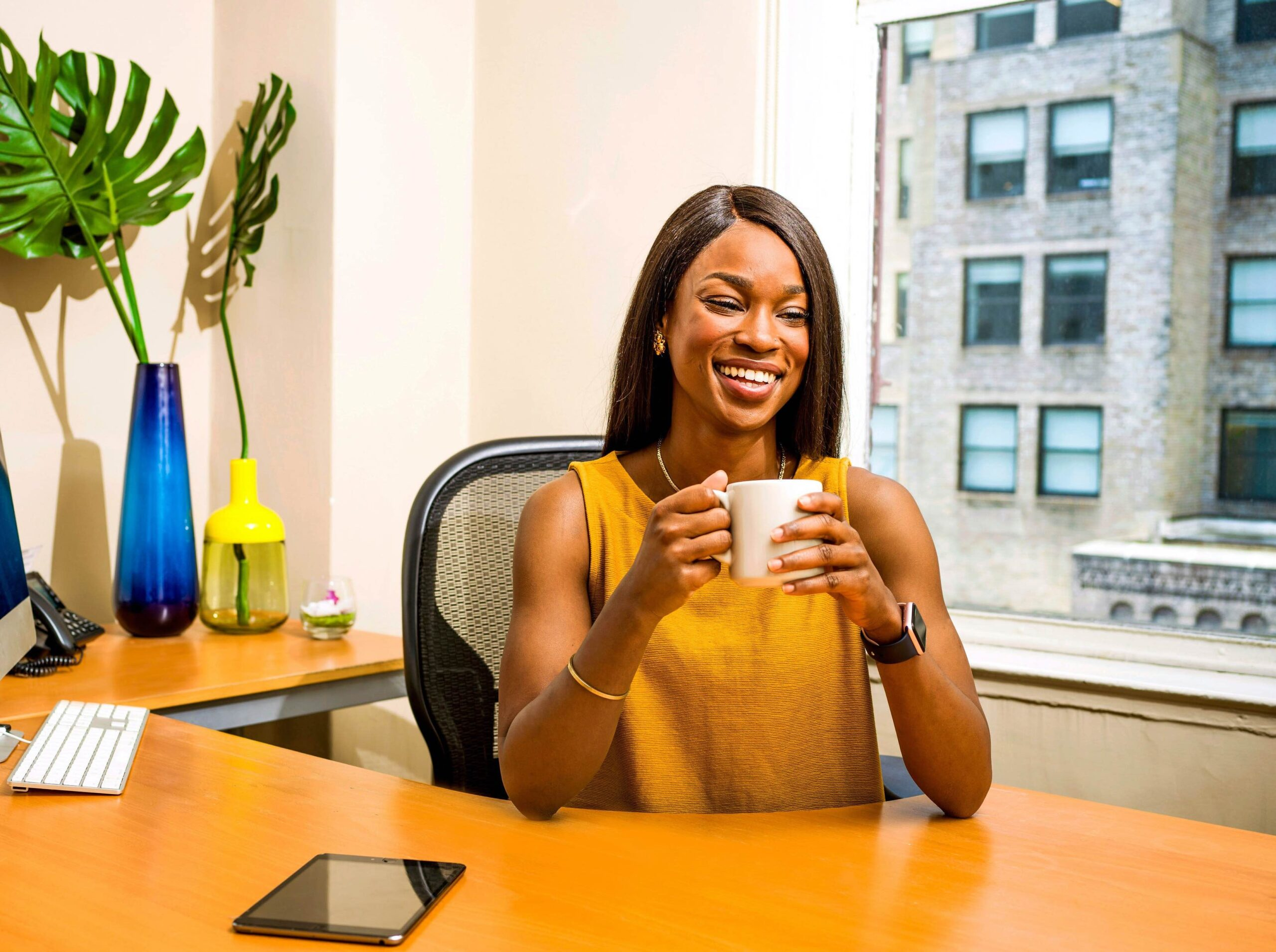 black women at work PPP Loans