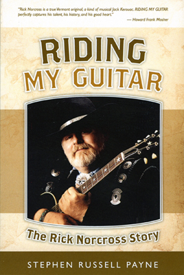 Riding My Guitar Book Cover
