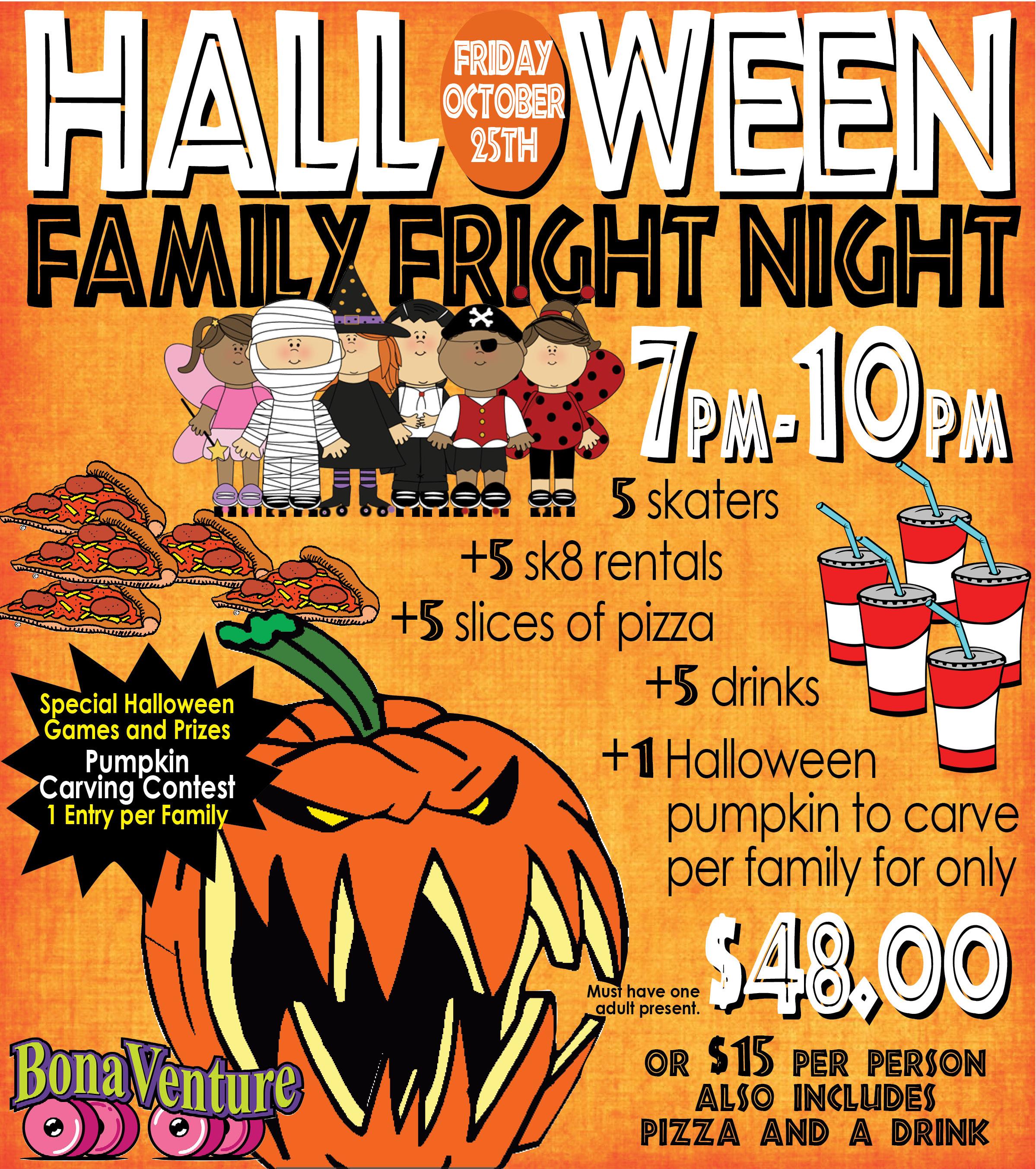 Family Fright Night