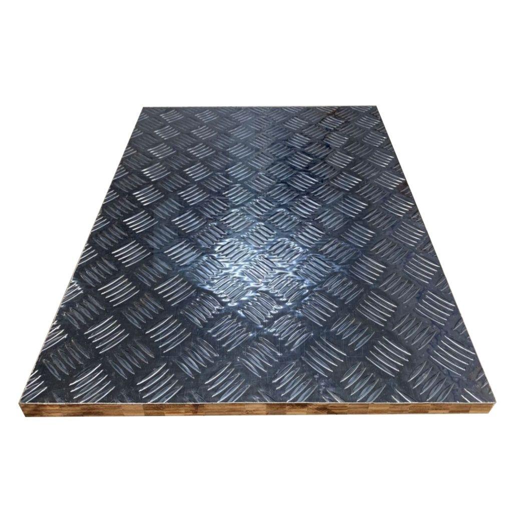 The Bamboo Non-Slip Floor