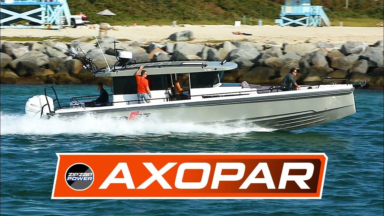 AXOPAR Boats