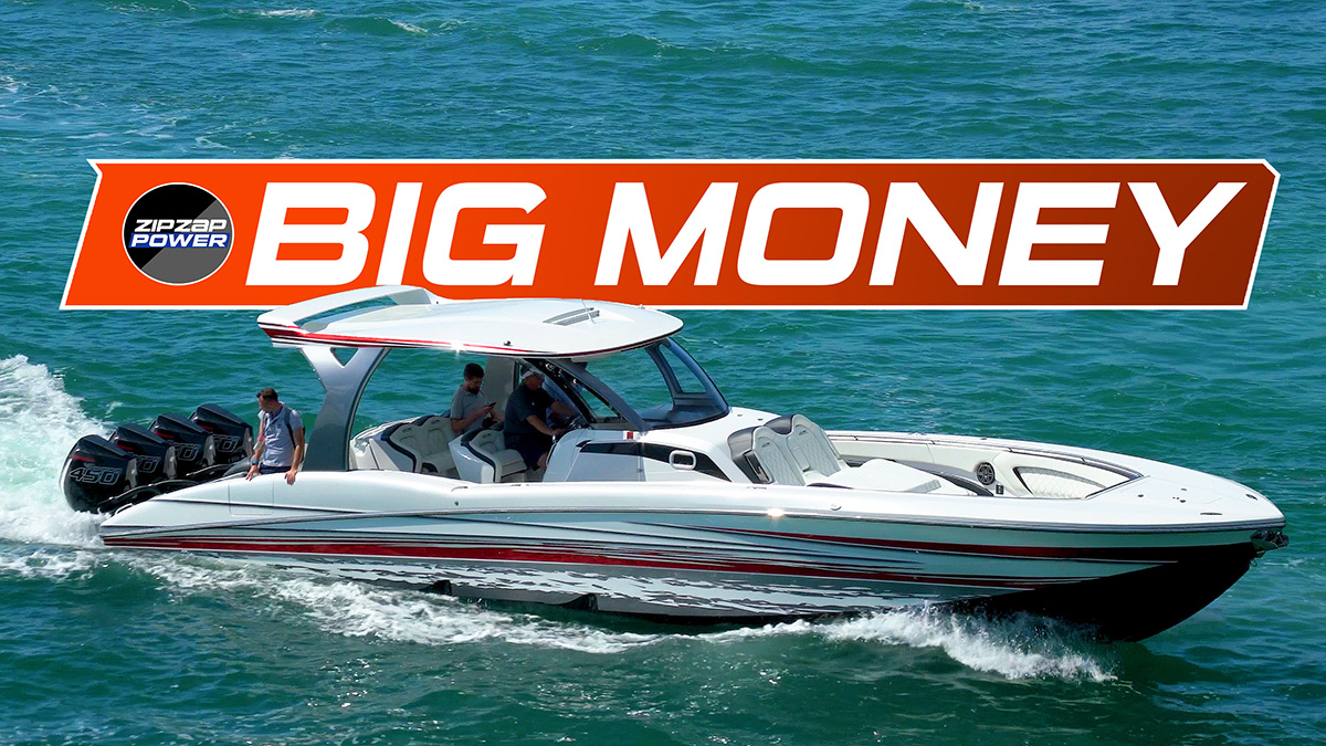 Expensive Center Console Boats