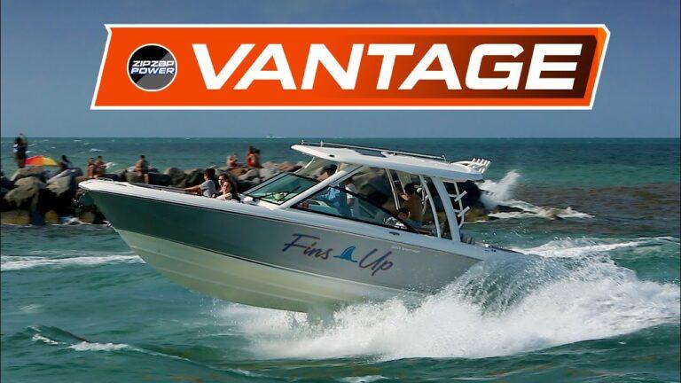 Boston Whaler Vantage