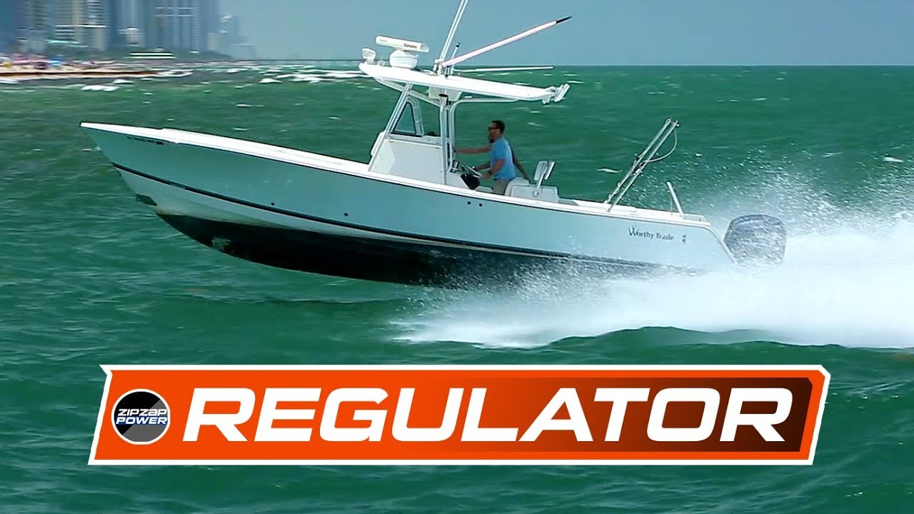 Regulator Boats