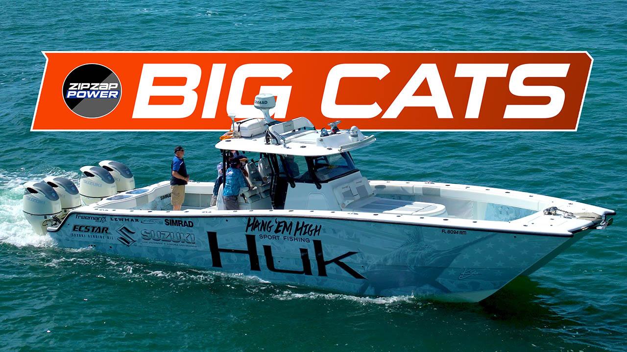 Power Catamarans Miami Boat Show