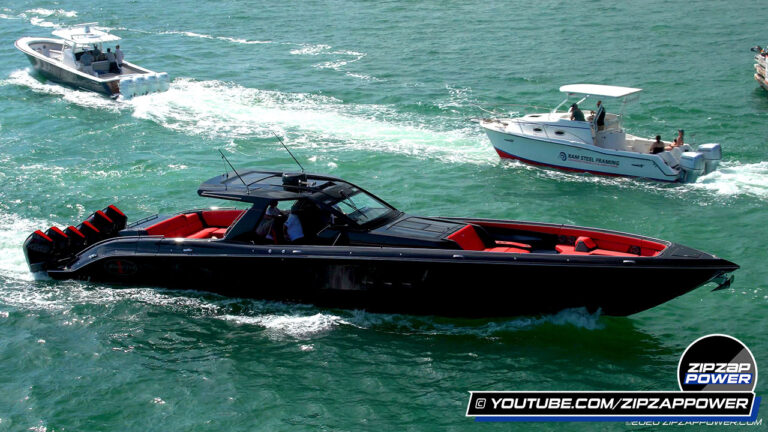 The Wildest Boats at Miami Boat Show