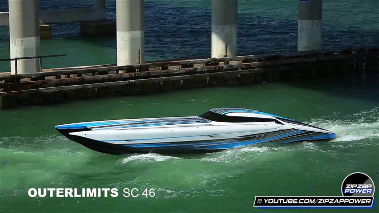 OUTERLIMITS POWERBOATS SC 46 / JET