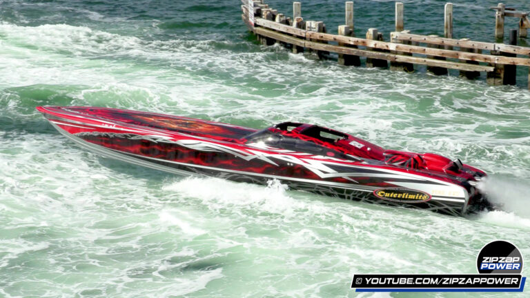 Outerlimits Powerboat PURE EVIL