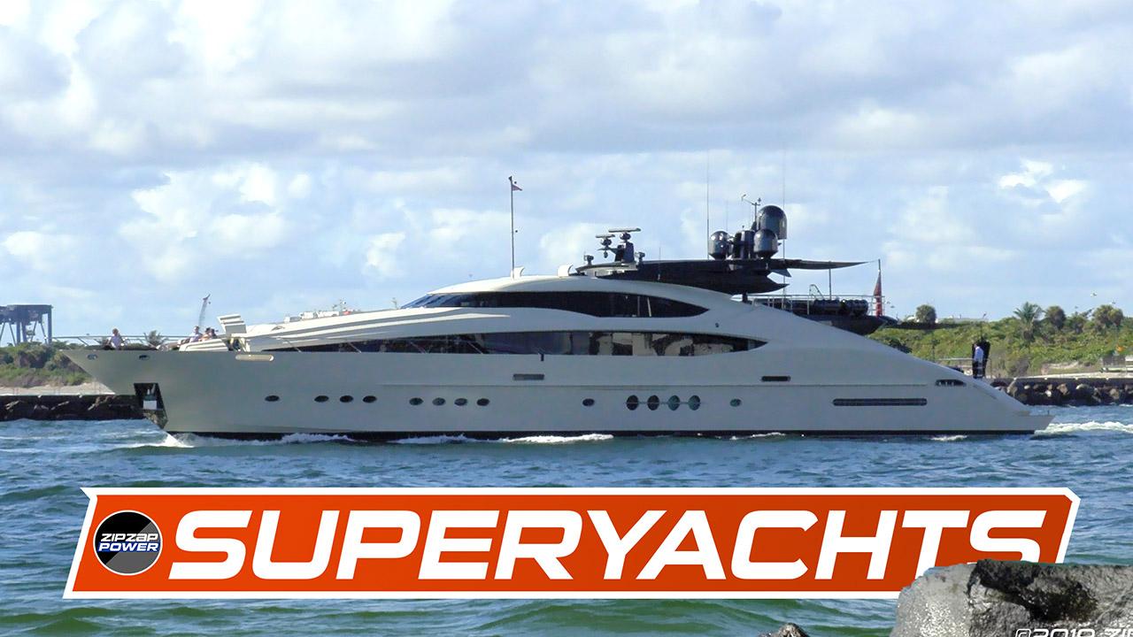 Superyachts Video