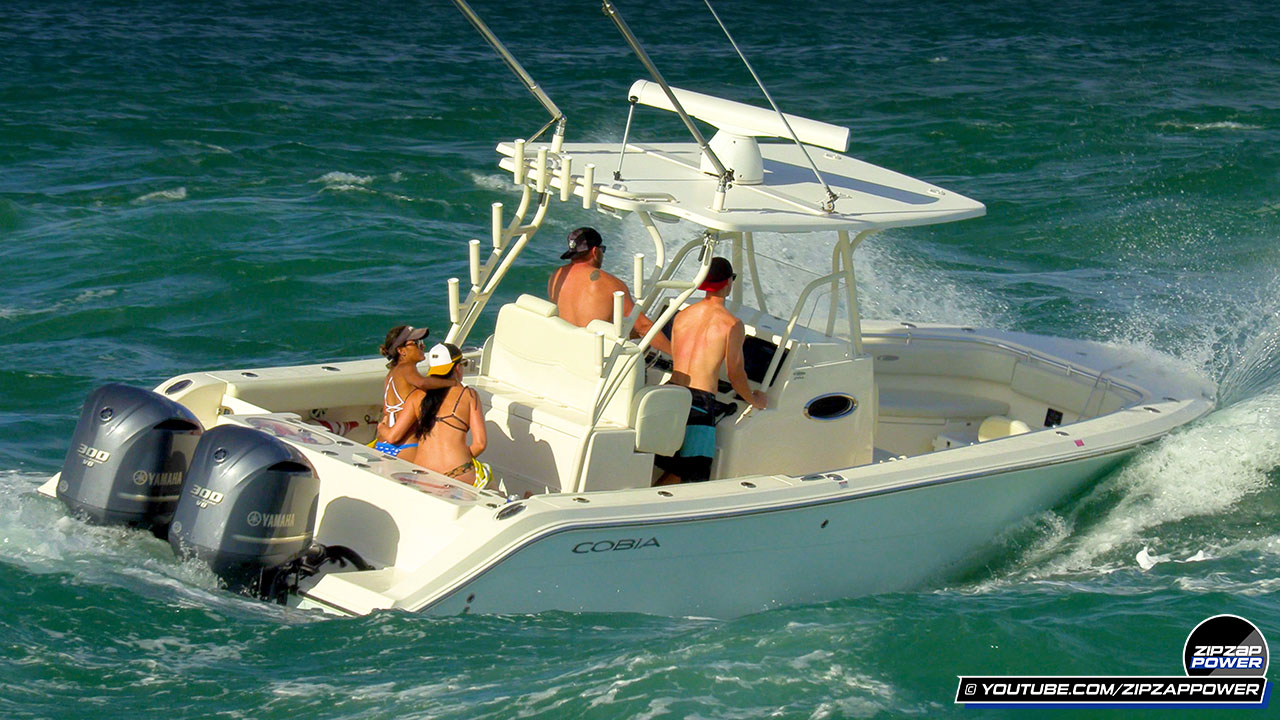 Wave Bangers & Bow Stuffers at Haulover Inlet