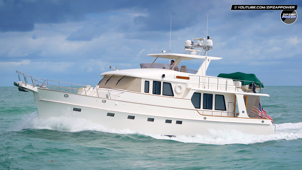 Grand Banks Aleutian Trawler in Miami