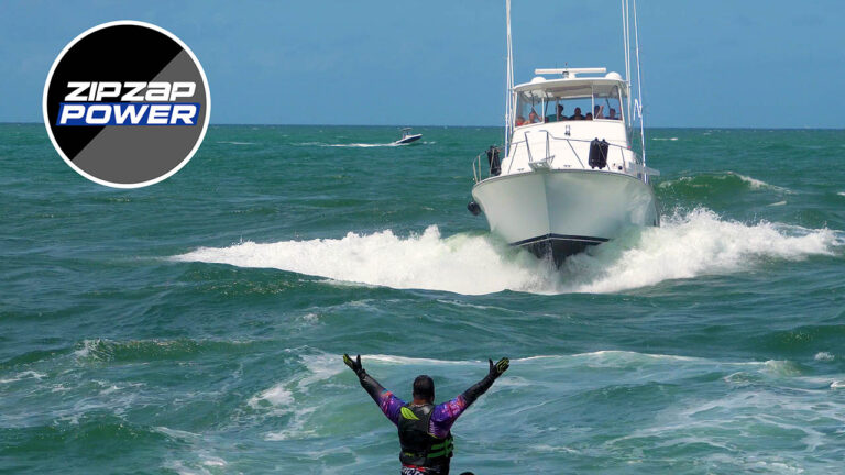 Boat loses power and almost hits rocks at haulover