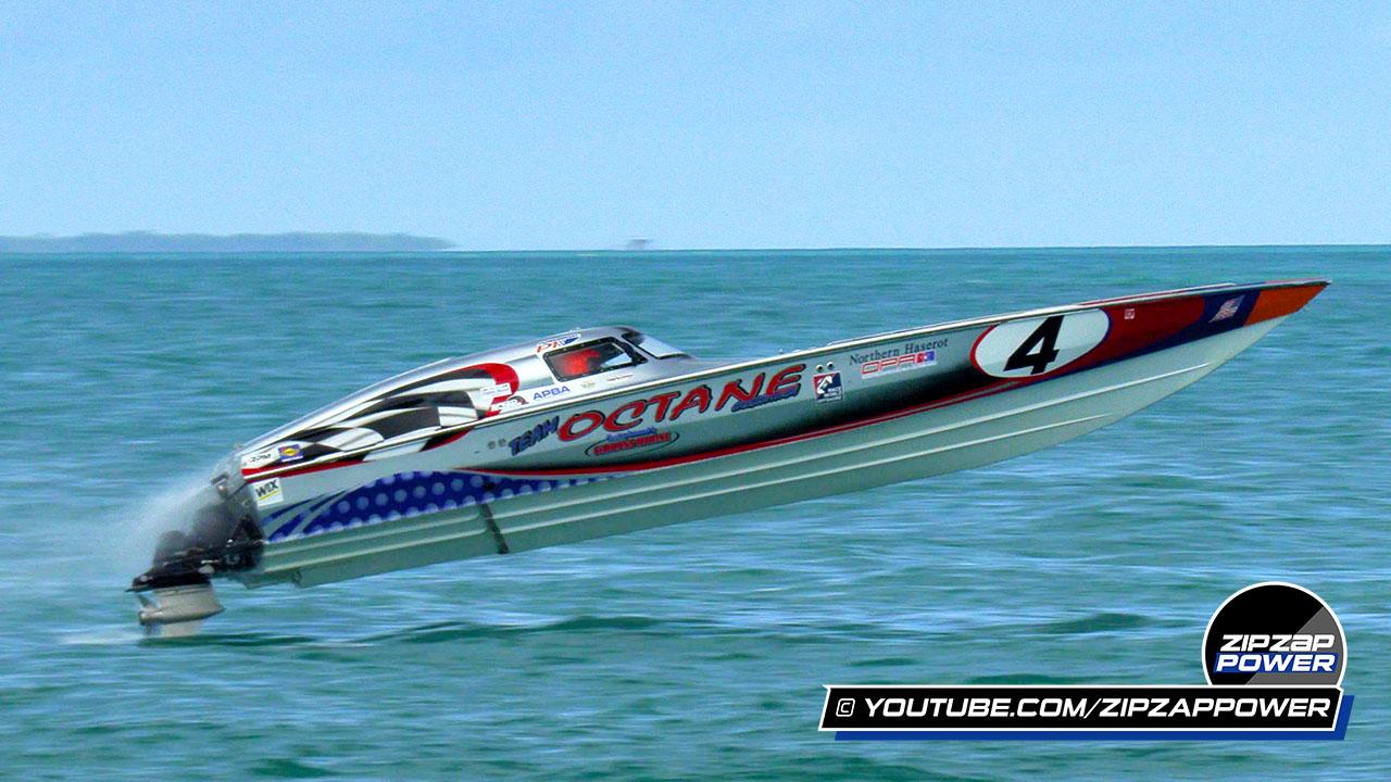 Powerboat Racing in Key West