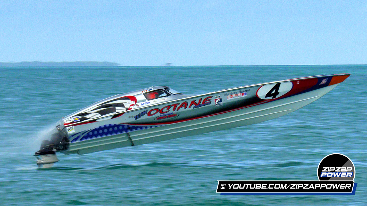 Powerboat Racing in Key West