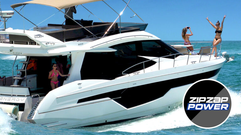 GOOD ENERGY  /  Haulover Yachts