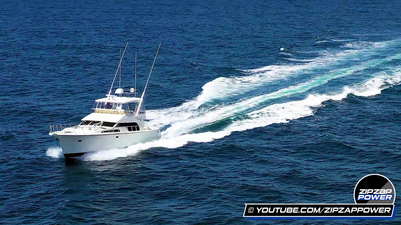Mikelson 57 Sportfish Yacht