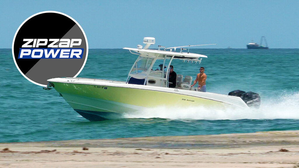 Thunderforce & Friends at Haulover Inlet