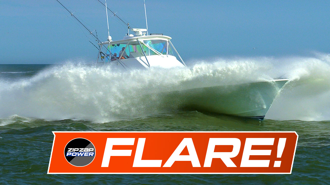 Carolina Flare Sportfishing Yachts at White Marlin Open