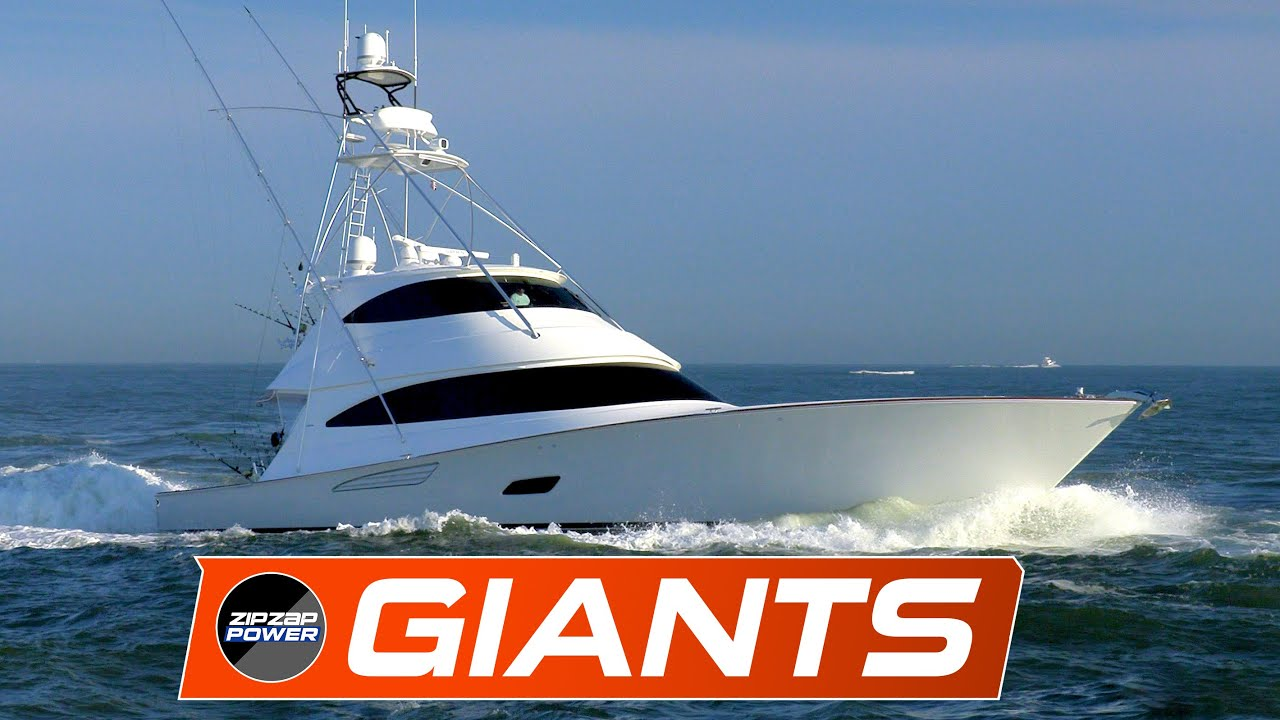 Giants at White Marlin Open