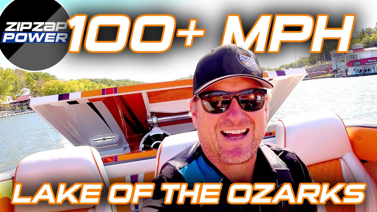 100 mph Loto Lake of the Ozarks