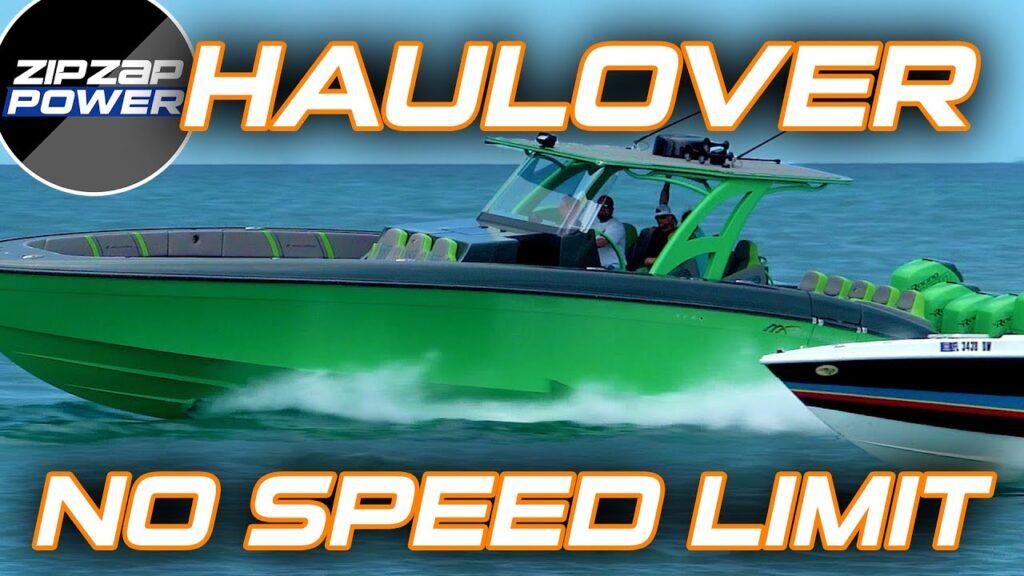 No Speed Limit Haulover