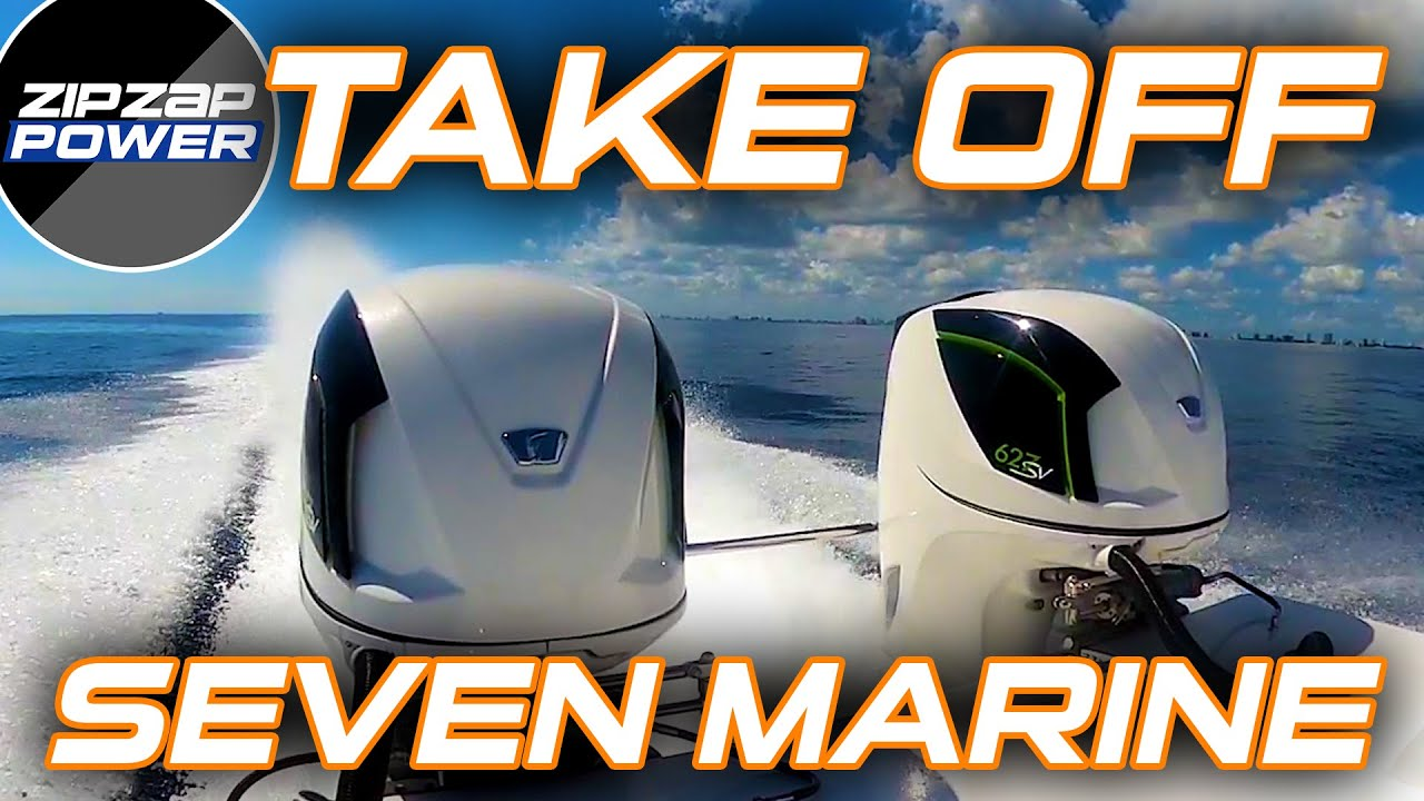 Seven Marine Take Off