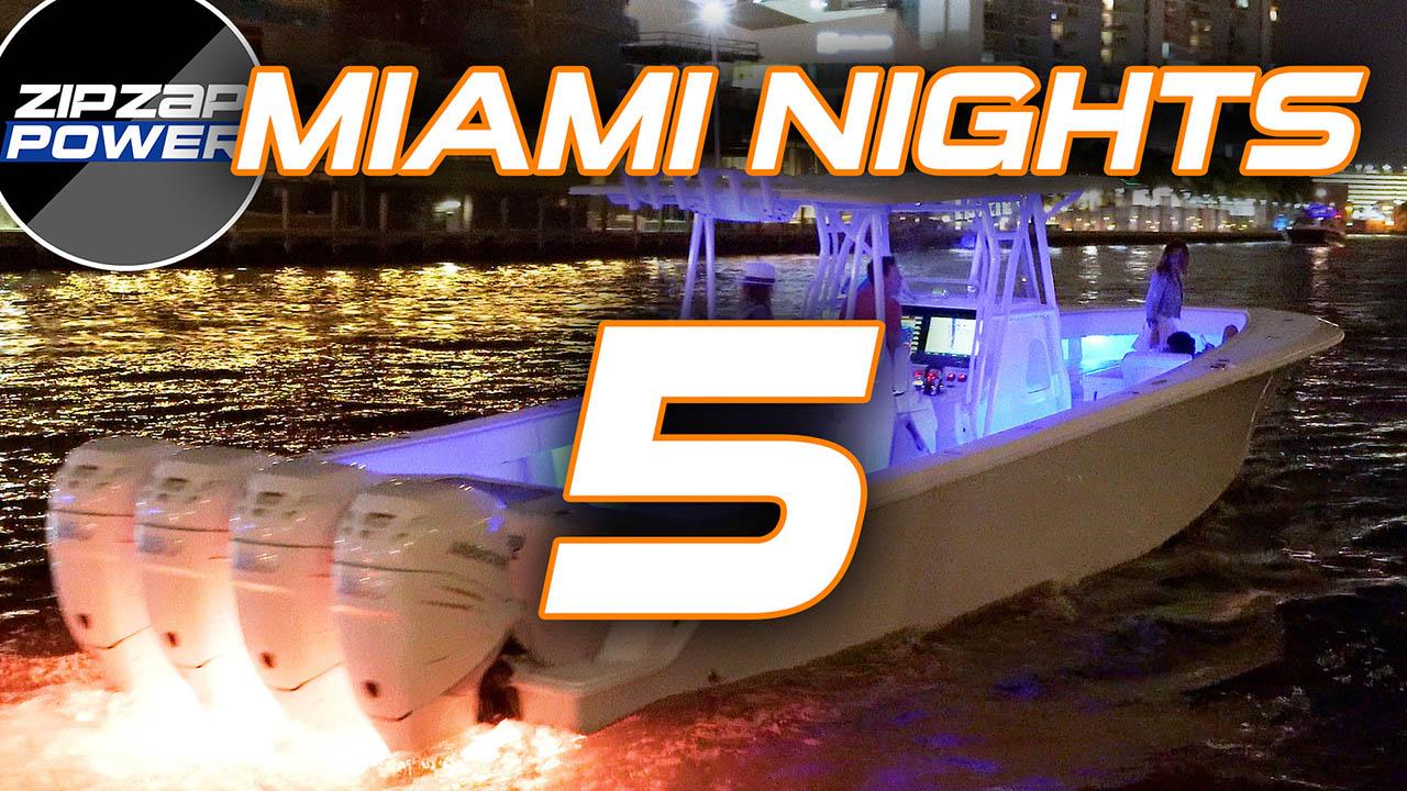 Zip Zap Power's Miami Nights 5