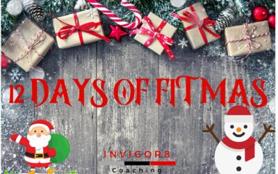 12 DAYS OF FITMAS FOR HOLIDAY WEIGHT LOSS