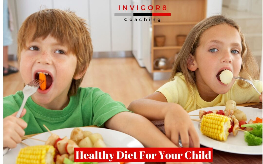 Healthy Diet For Your Child