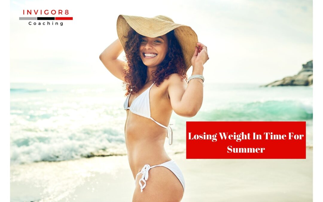 Losing Weight In Time For Summer