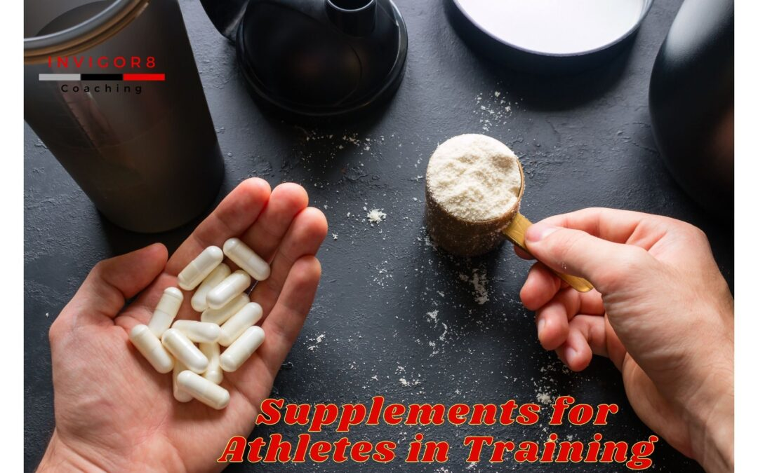 Supplements for Athletes in Training