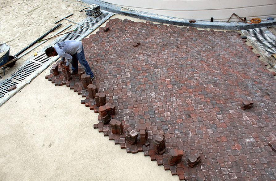 Pavers Installation by Pavers Plus Stone