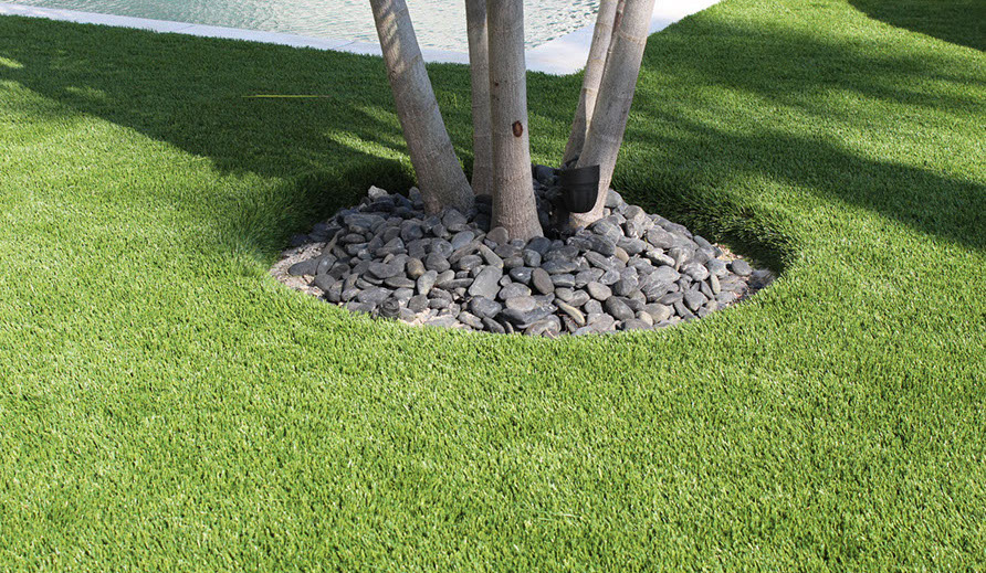 Synthetic Turf by Pavers Plus Stone