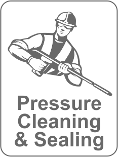Pressure Cleaning Pavers Plus