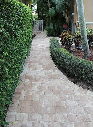 Walkways by Pavers Plus Stone