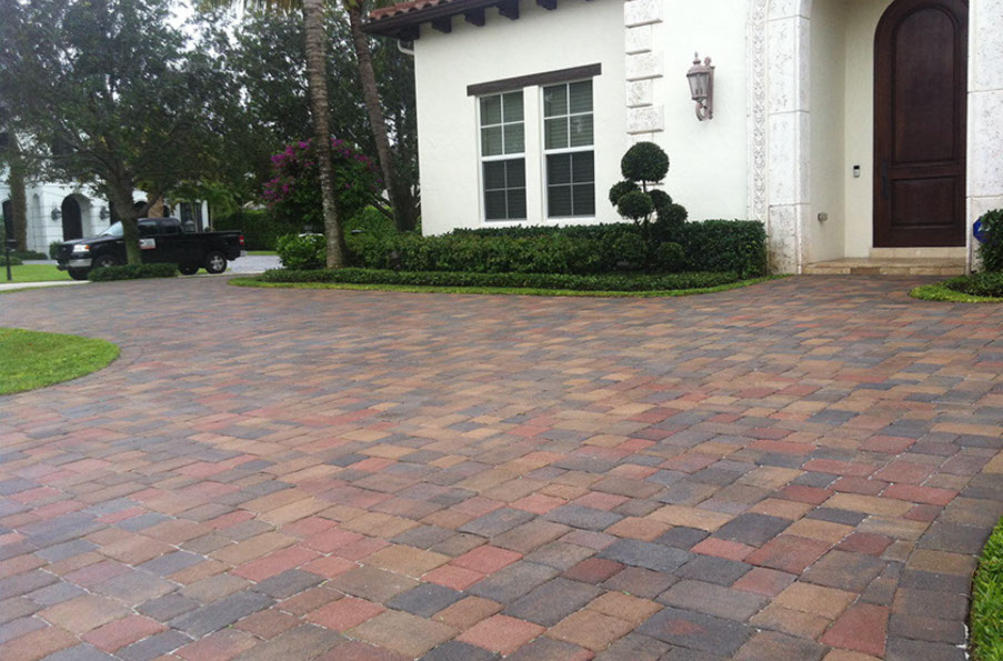 Driveways By Pavers Plus Stone