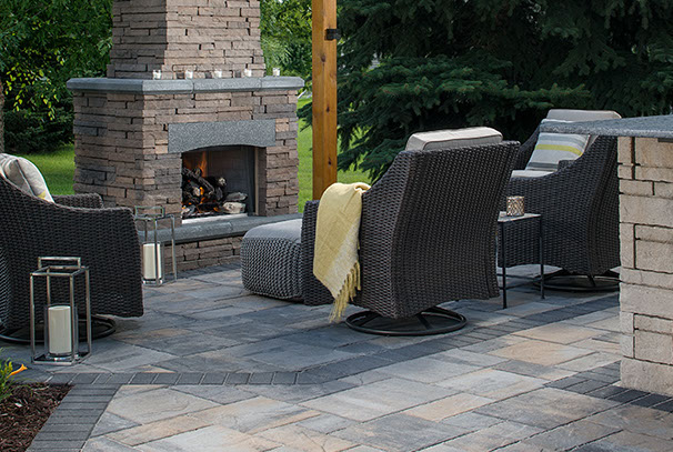 Patio's by Pavers Plus Stone