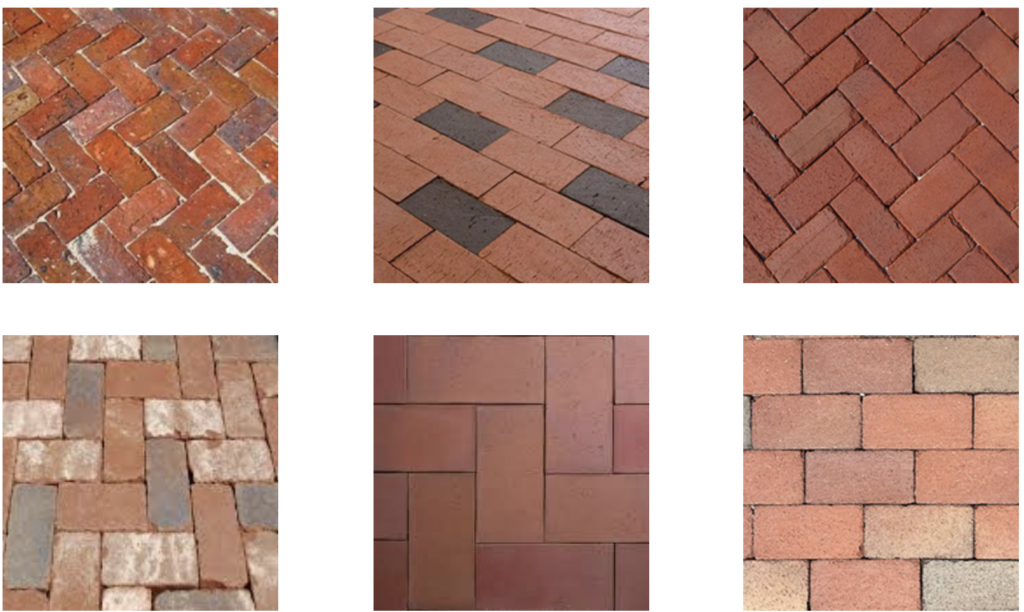 Brick Clay Pavers