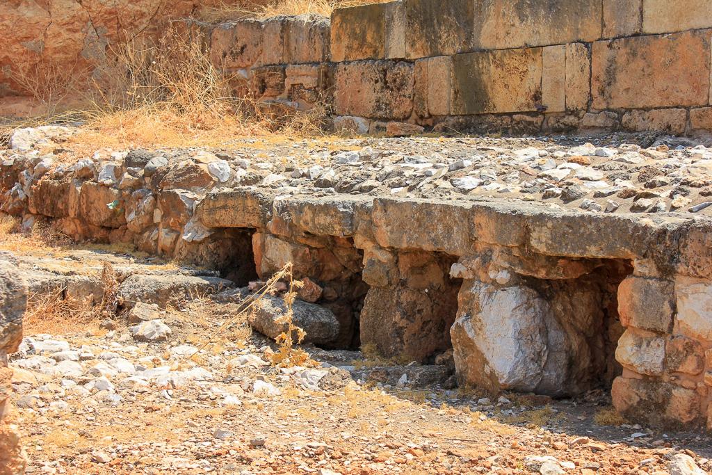 Tour Day 3: Mount Bental in Merom Golan, Caesarea Philippi, Tel Dan, Arbel Cliffs