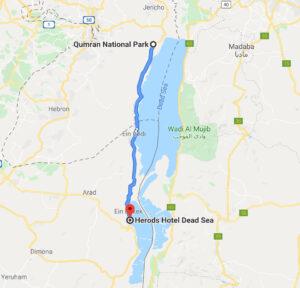 Travel to Dead Sea