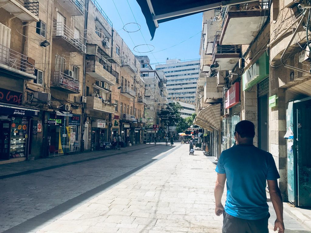 Final Day in Jerusalem